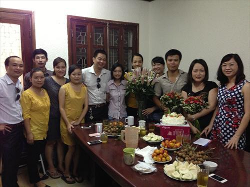 YNNO Pharma tổ chức mừng Sinh nhật cho CBCNV
