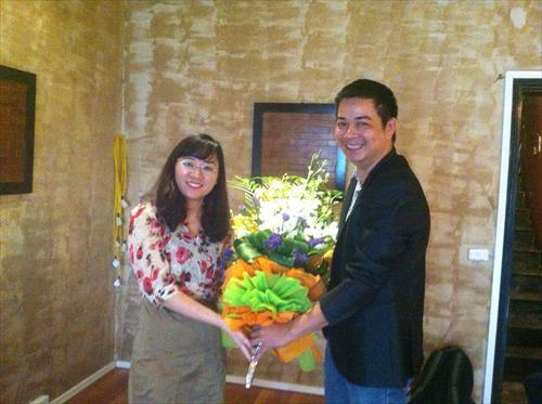 Chúc mừng ngày Phụ nữ Việt Nam 20/10/2013